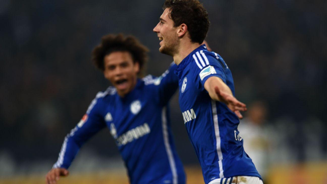 Schalke celeb vs Gladbach 160318