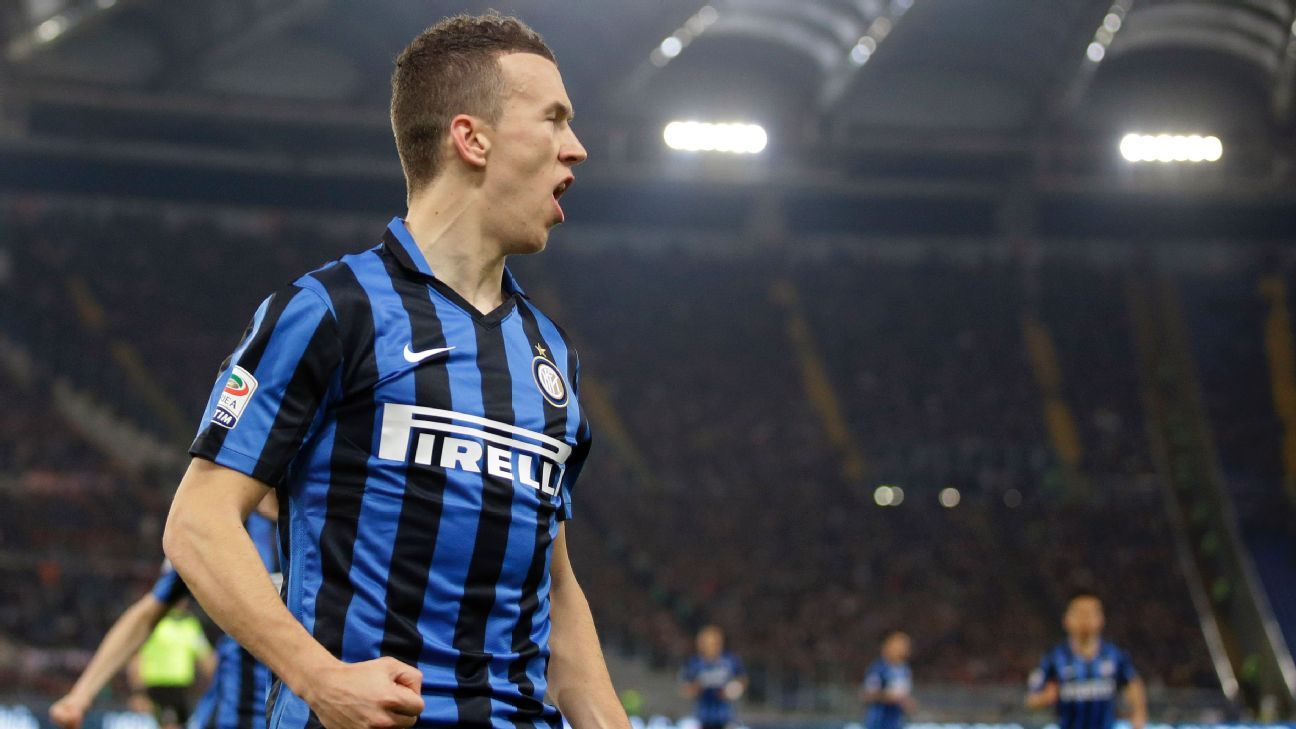 Perisic celeb vs Roma 160319