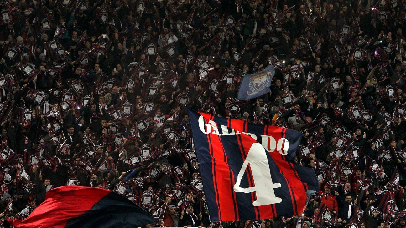Crotone FC fans