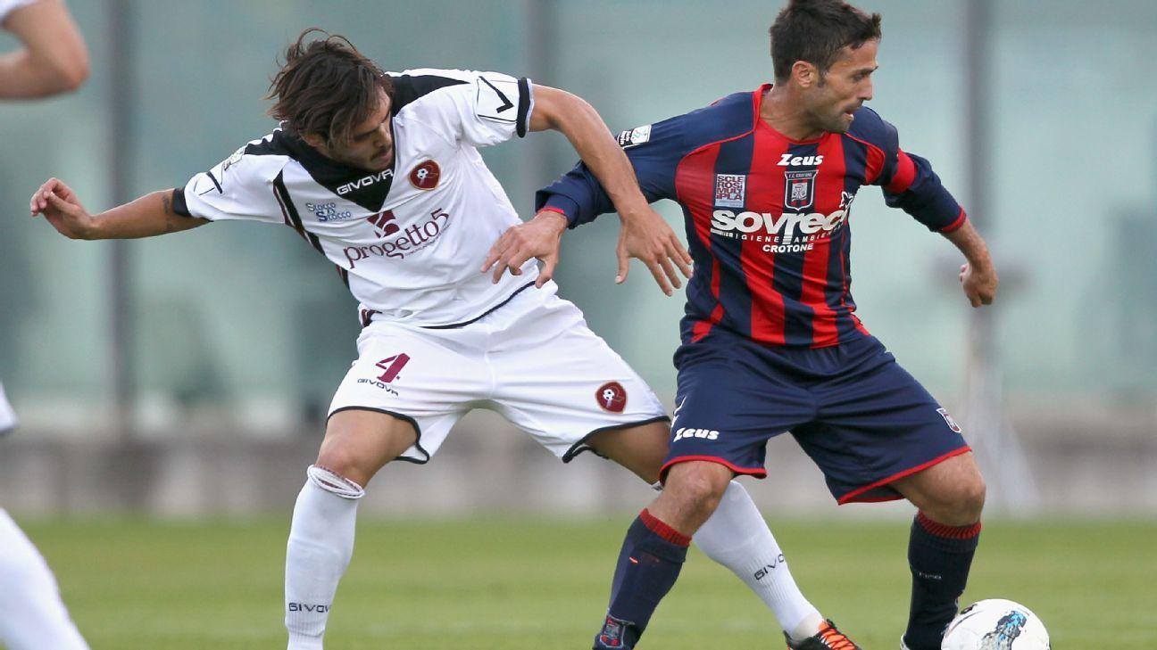 Crotone FC legend Antonio Galardo