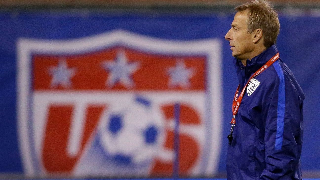 Klinsmann feature 160323