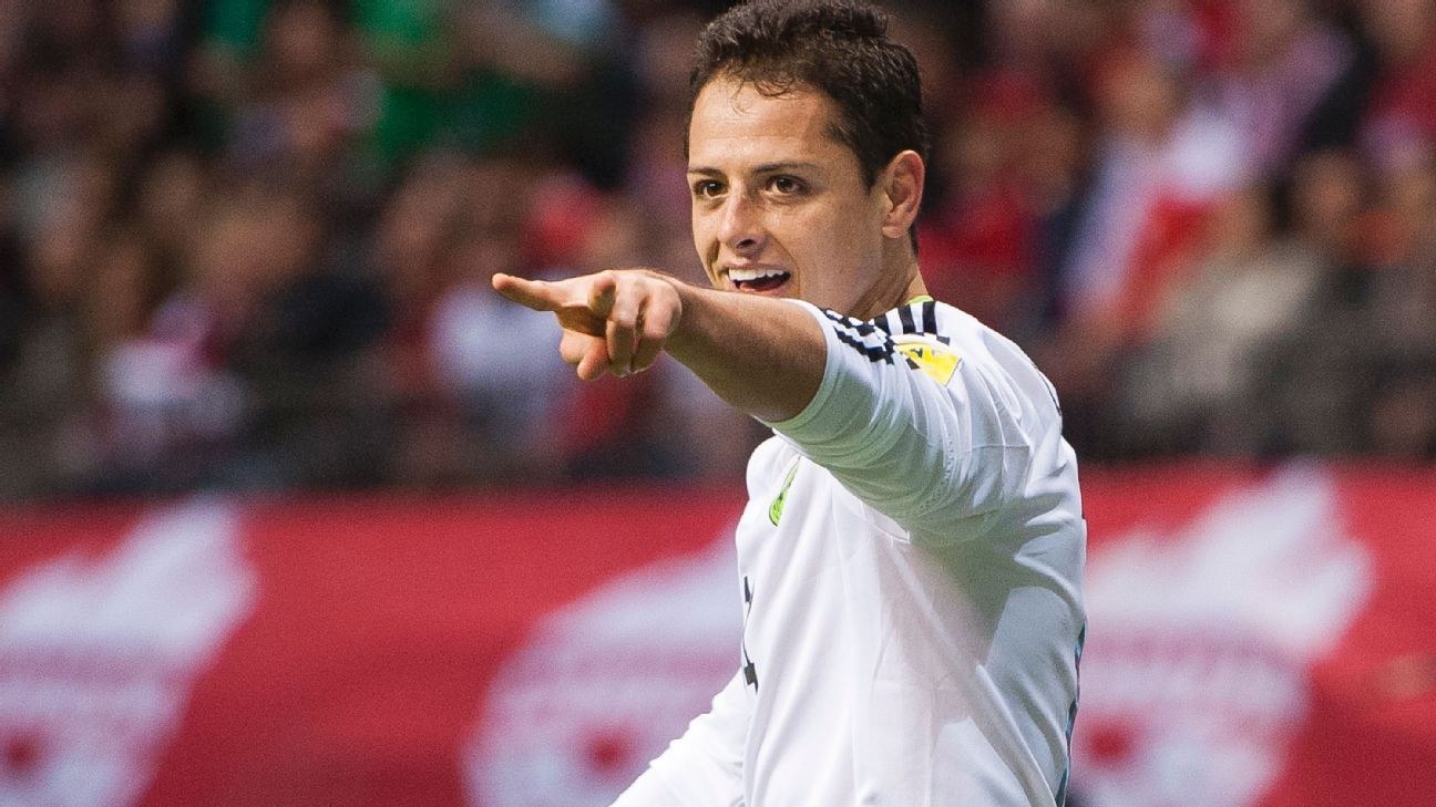 Chicharito vs Canada