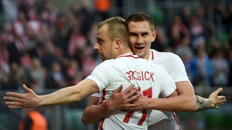 Poland celeb v Finland 20160326