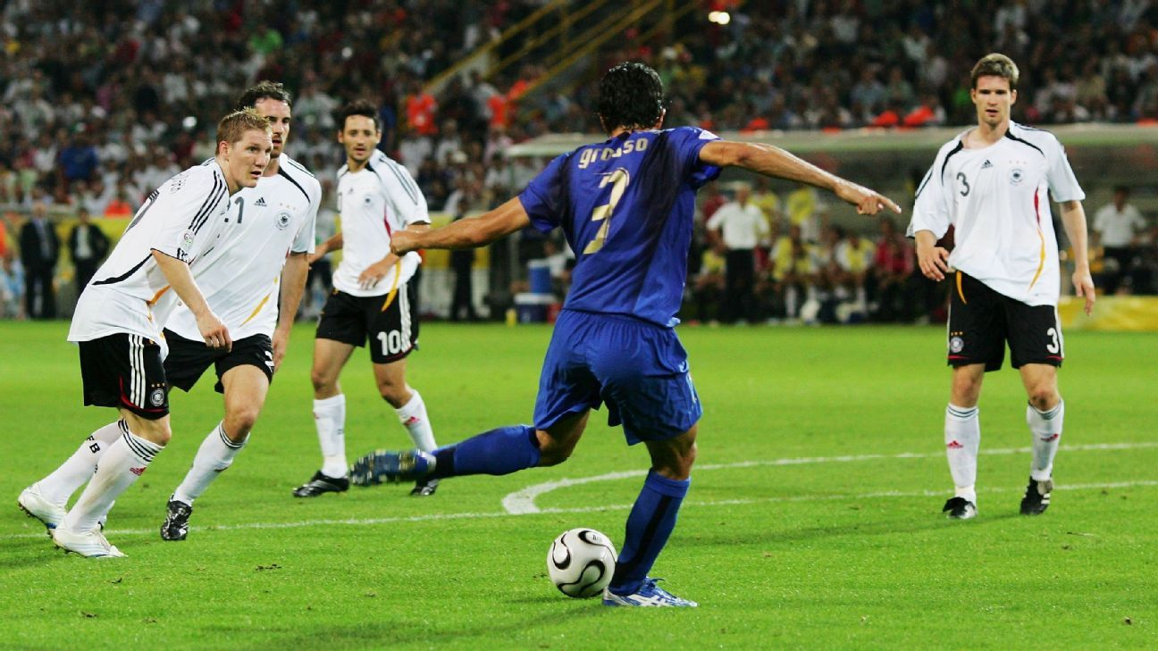 Fabio Grosso 2006 WC