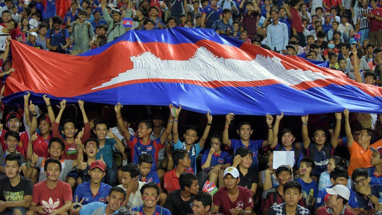Cambodia fans