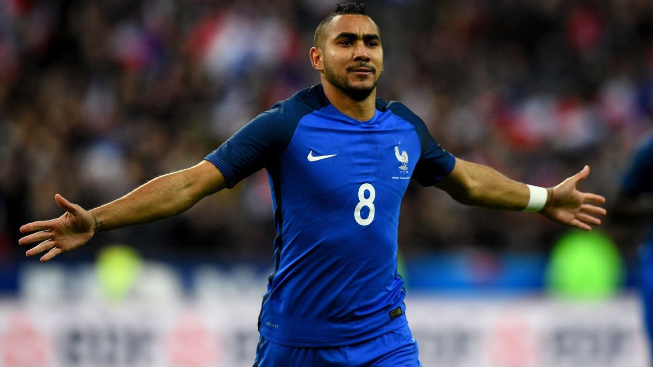 Dimitri Payet very likely to stay at West Ham next season ESPN FC