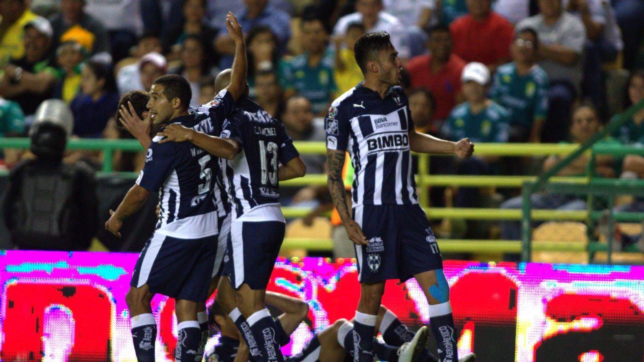 Monterrey celebrate
