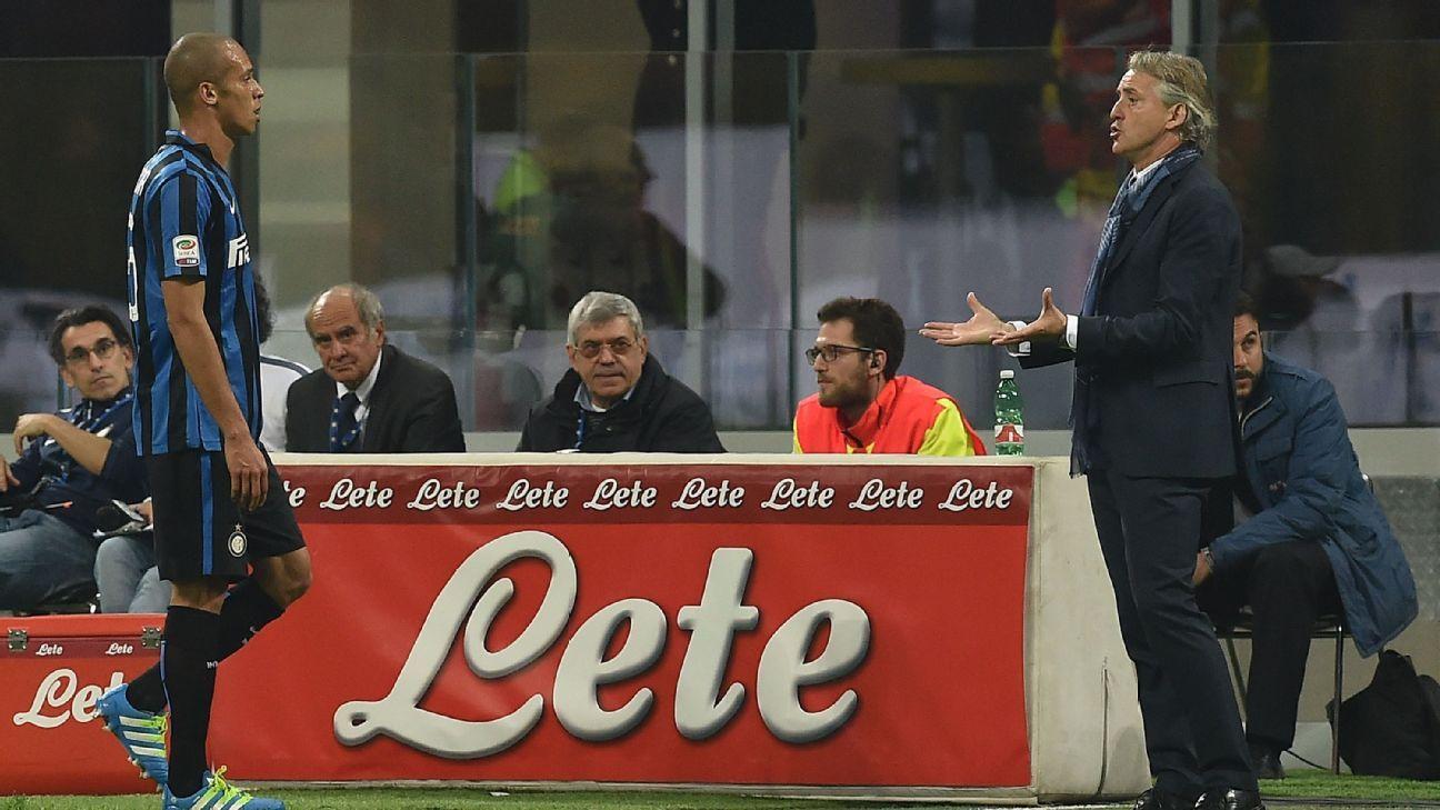 Mancini woe vs Torino 160403