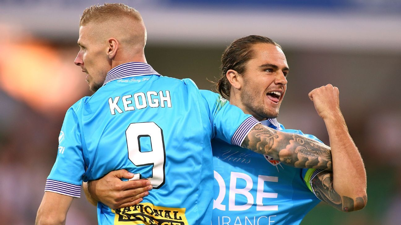 Andy Keogh & Josh Risdon