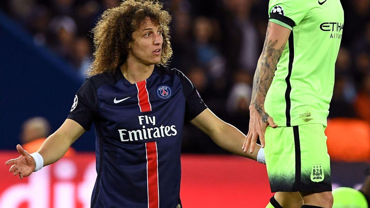 David Luiz v City