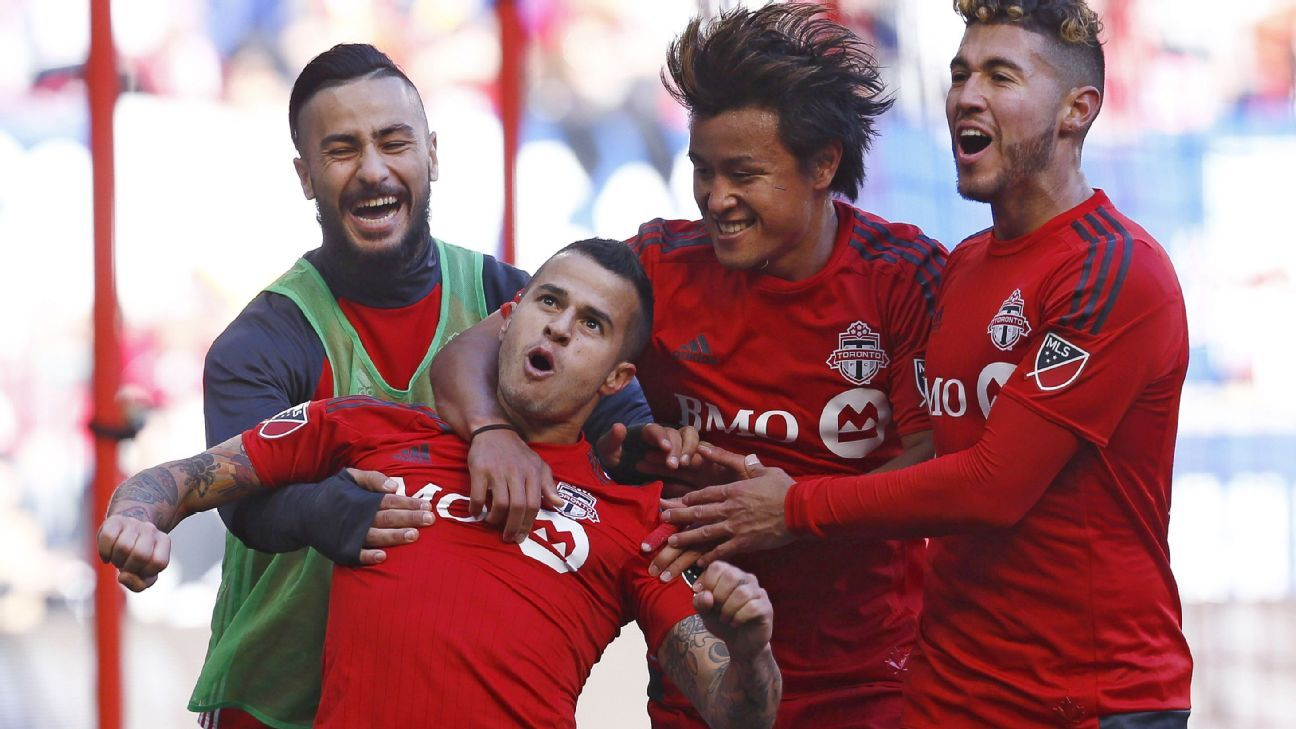 The Revolution will have to prepare for a different supporting cast around reigning MVP Sebastian Giovinco.