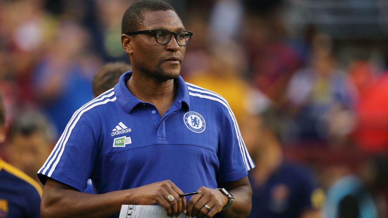 Chelsea FC Technical Director Michael Emenalo