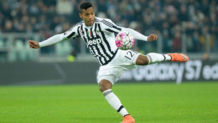 Alex Sandro Juventus 160407