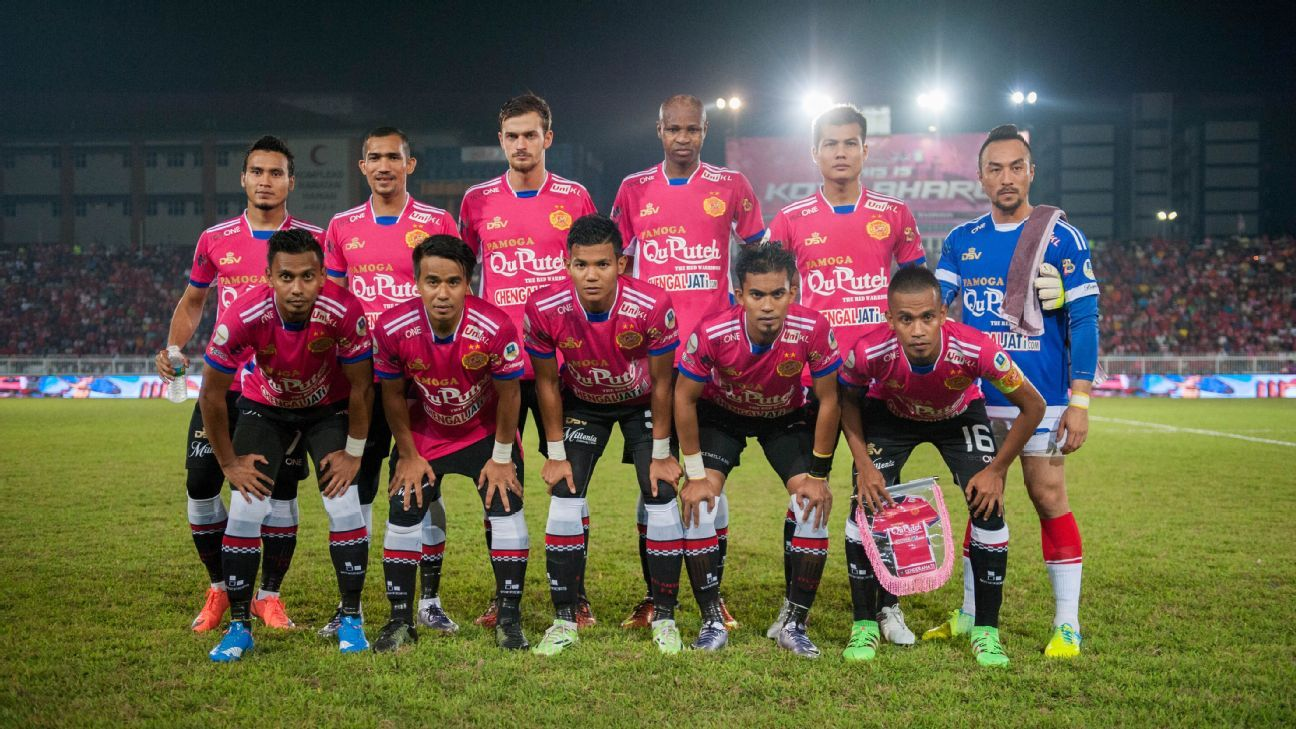 Kelantan 2016 team for FA Cup tie in February