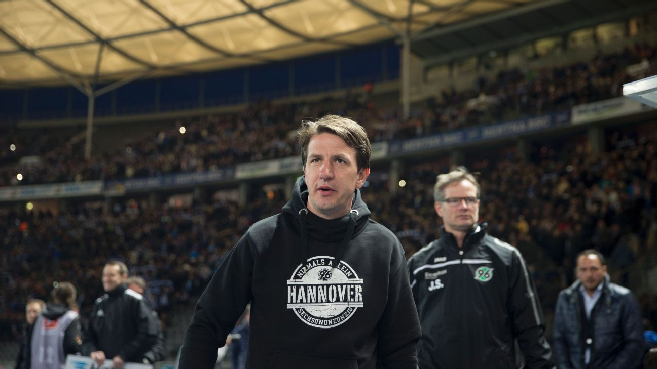 Hannover manager 160408