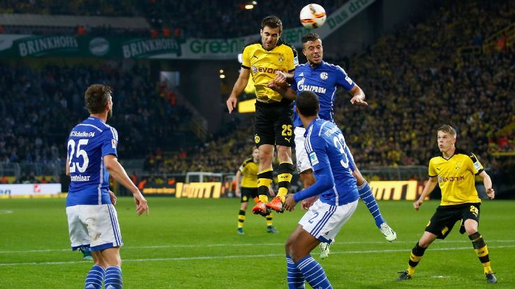 Dortmund Schalke ErgebniГџe