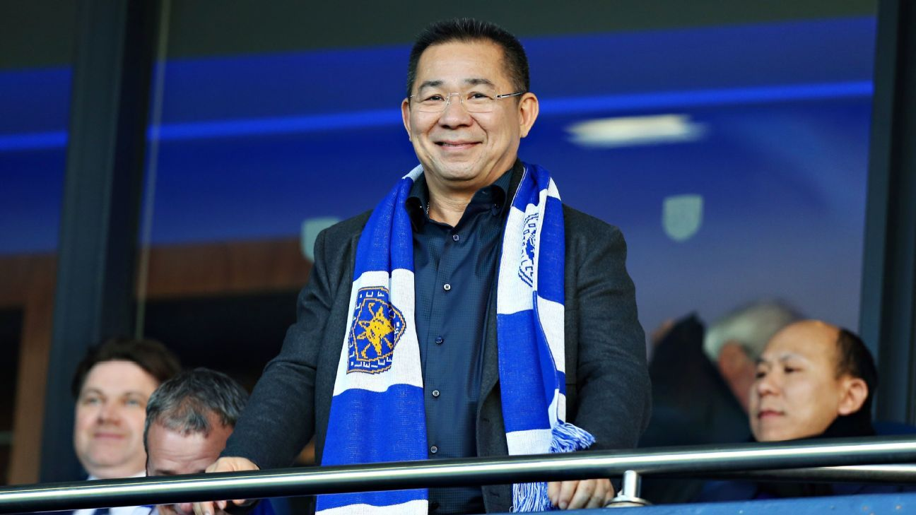 Leicester chairman Vichai Srivaddhanaprabha sadly died in a helicopter accident