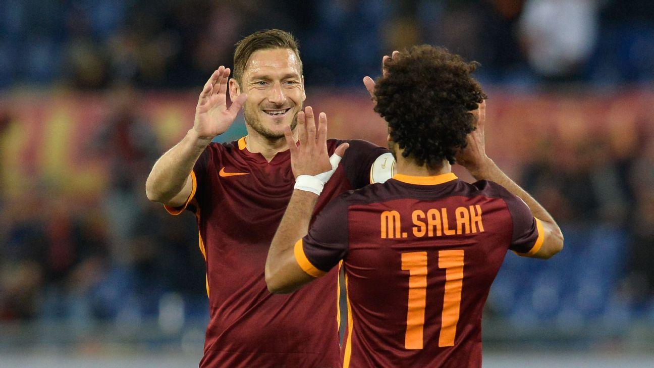 Totti & Salah