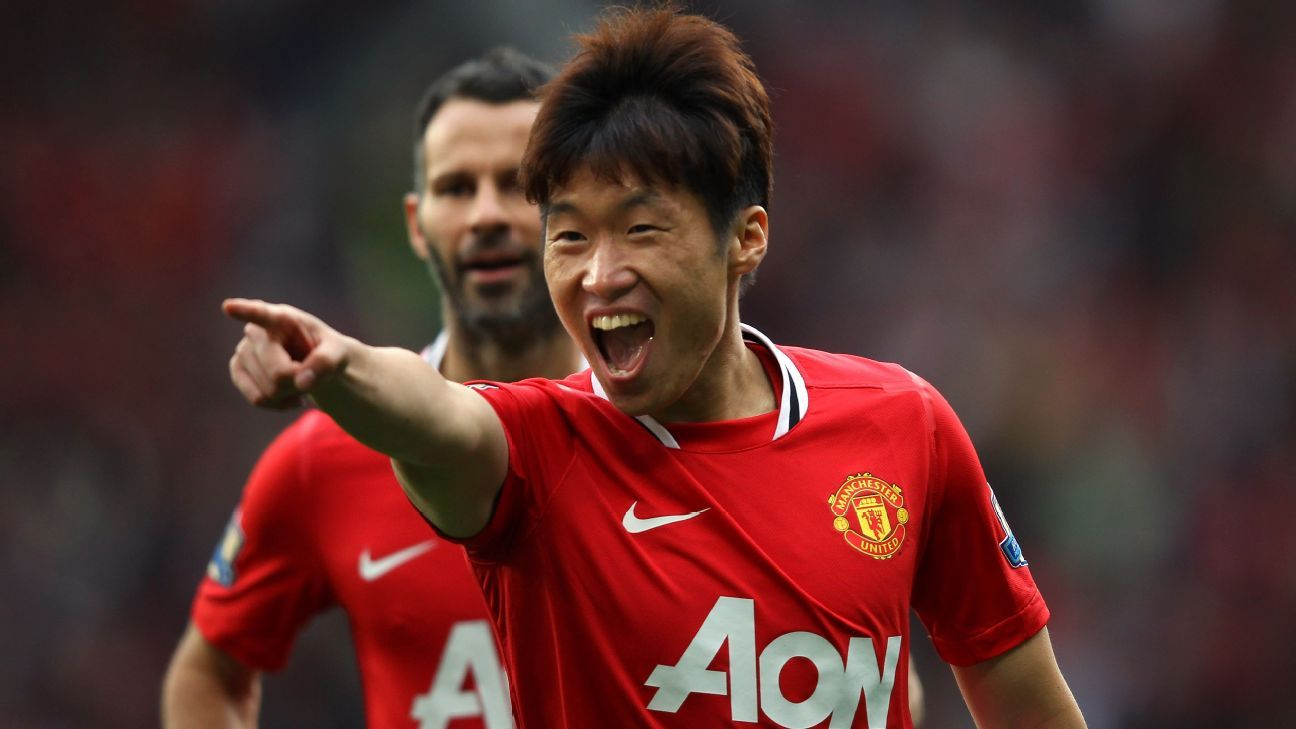 Former Manchester United winger Park Ji Sung