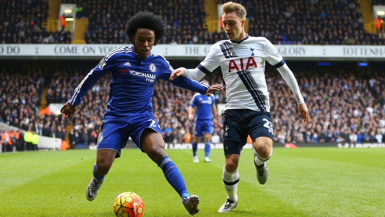 Willian vs Tottenham