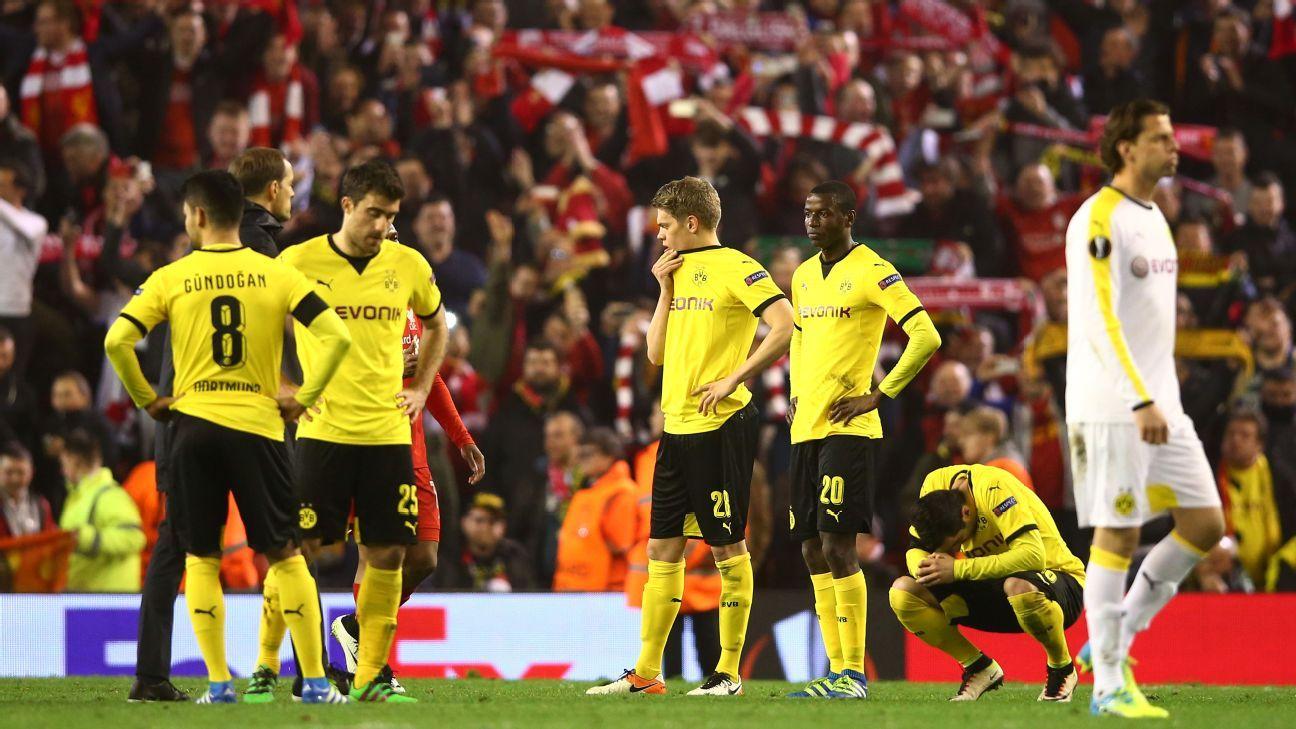 Dortmund woe