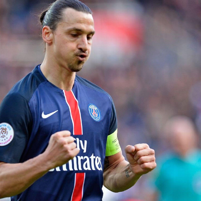 Bastia 0 3 Psg Match Report: Paris Saint-Germain Miss Zlatan Ibrahimovic