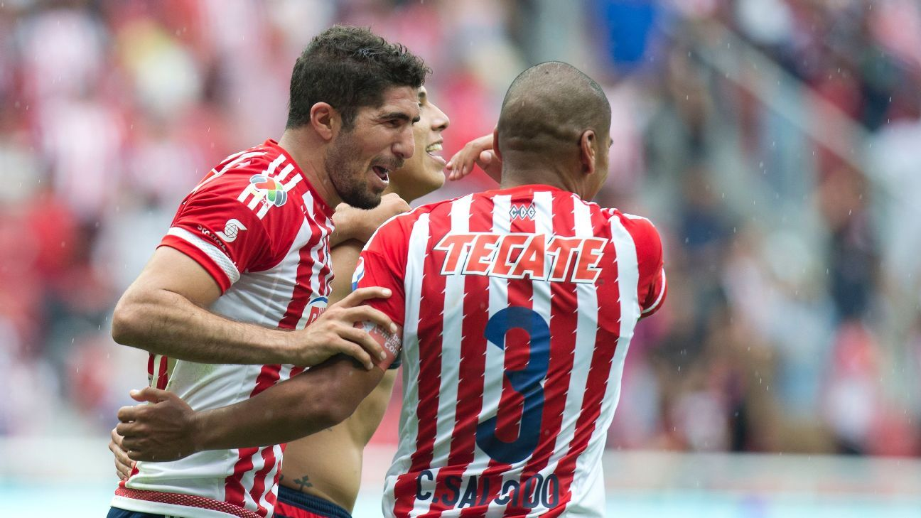 Chivas celeb vs Atlas 160417