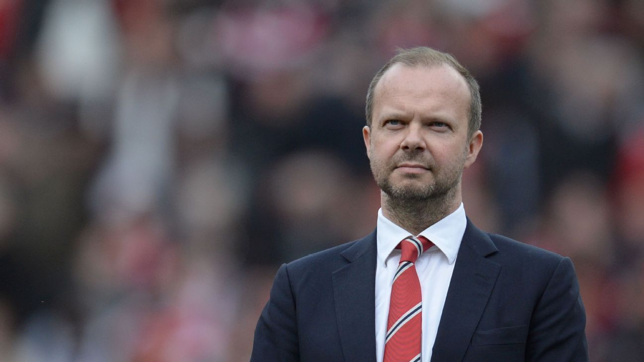 Ed Woodward