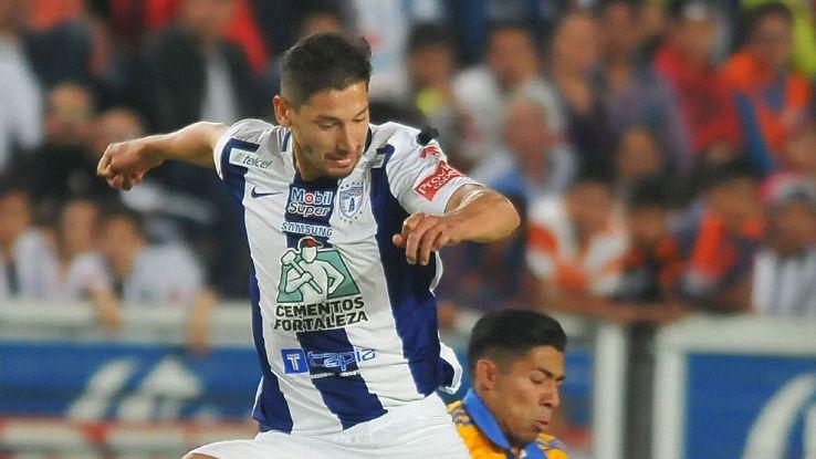 Omar Gonzalez v Tigres