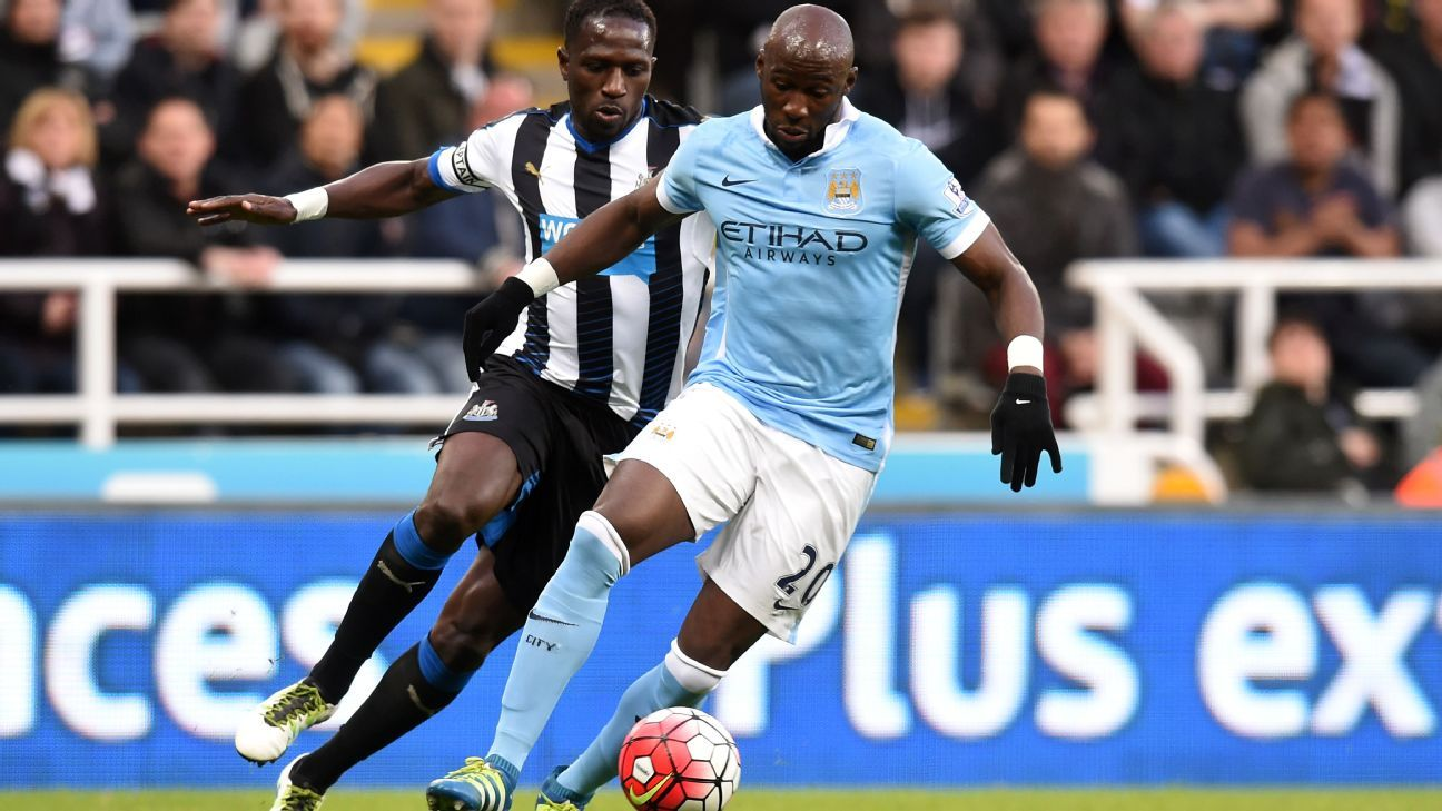 Eliaquim Mangala stands out for Manchester City at Newcastle ESPN FC