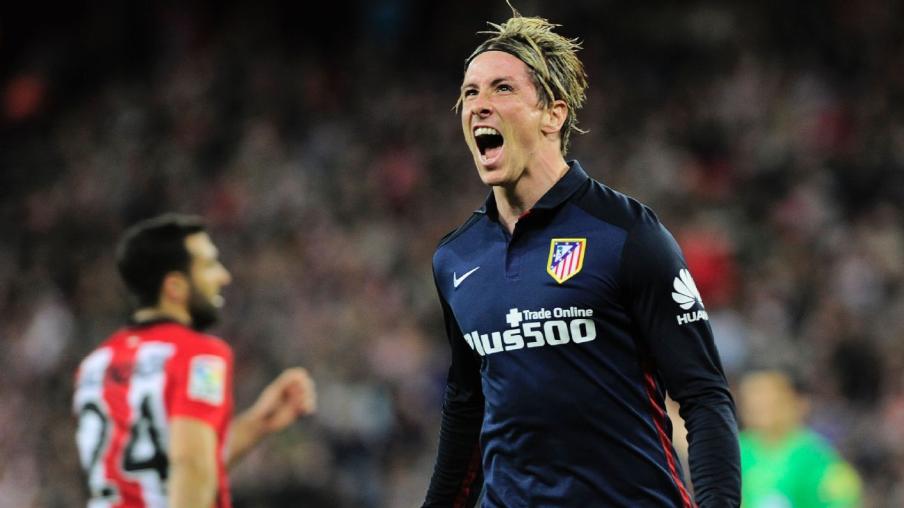 Fernando Torres has returned to form at Atletico Madrid but don t