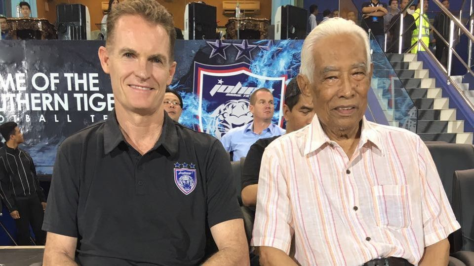 JDT's Alistair Edwards