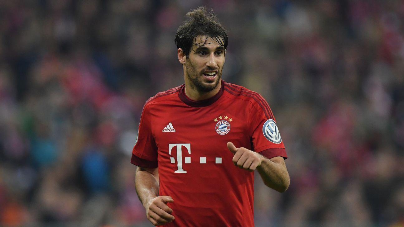 Javi Martinez talks to ESPN FC about Bayern Munich Pep Guardiola