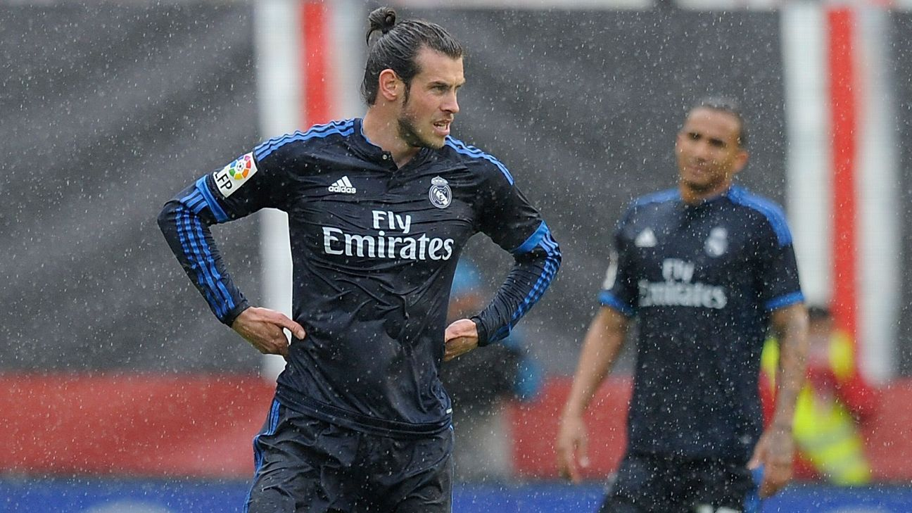 Bale could be encouraged to join Man United if he's benched in UCL final