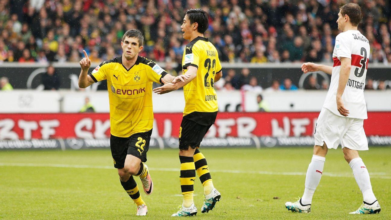 El Borussia Dortmund hace los deberes