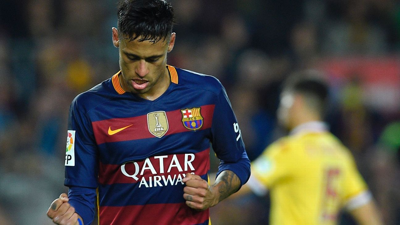 Lionel Messi and Luis Suarez shining but Neymar form in doubt at Barcelona