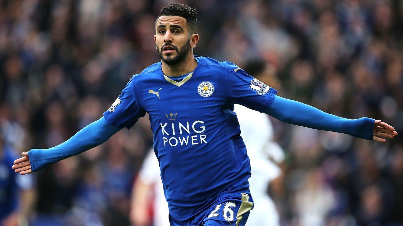 Barcelona should sign Leicester City s Riyad Mahrez Xavi