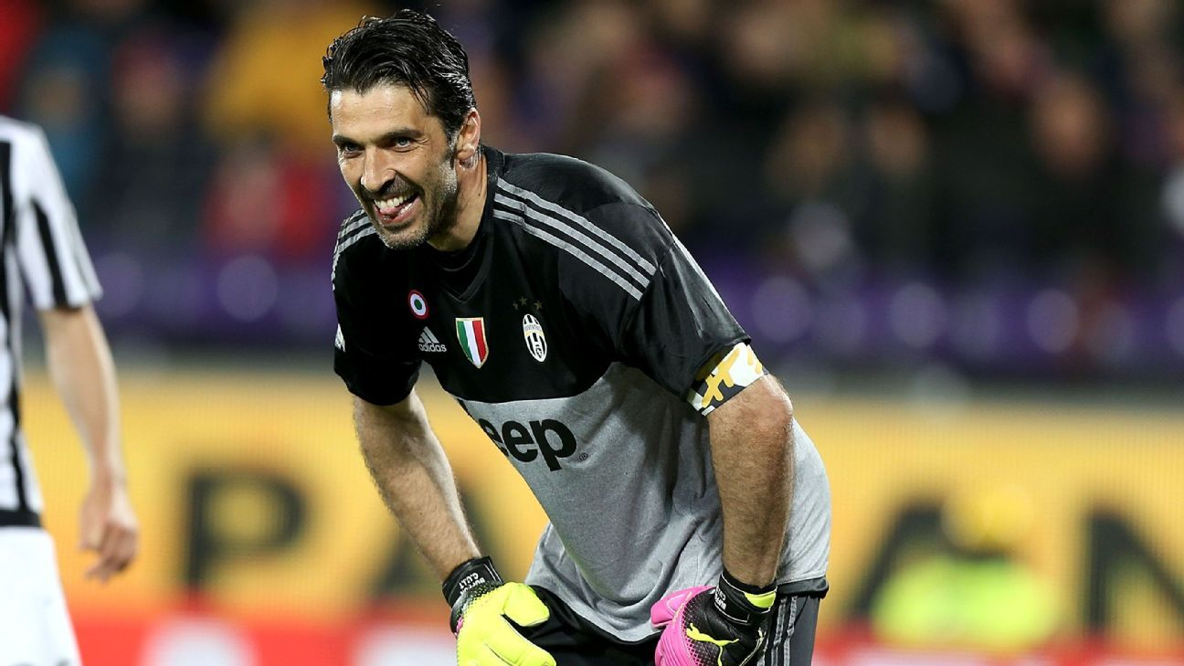 Buffon vs Fiorentina 160424