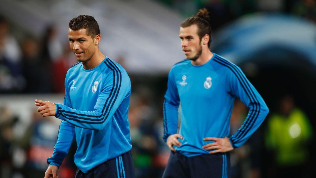 Ballon d'Or on the line for Cristiano Ronaldo and Gareth Bale?