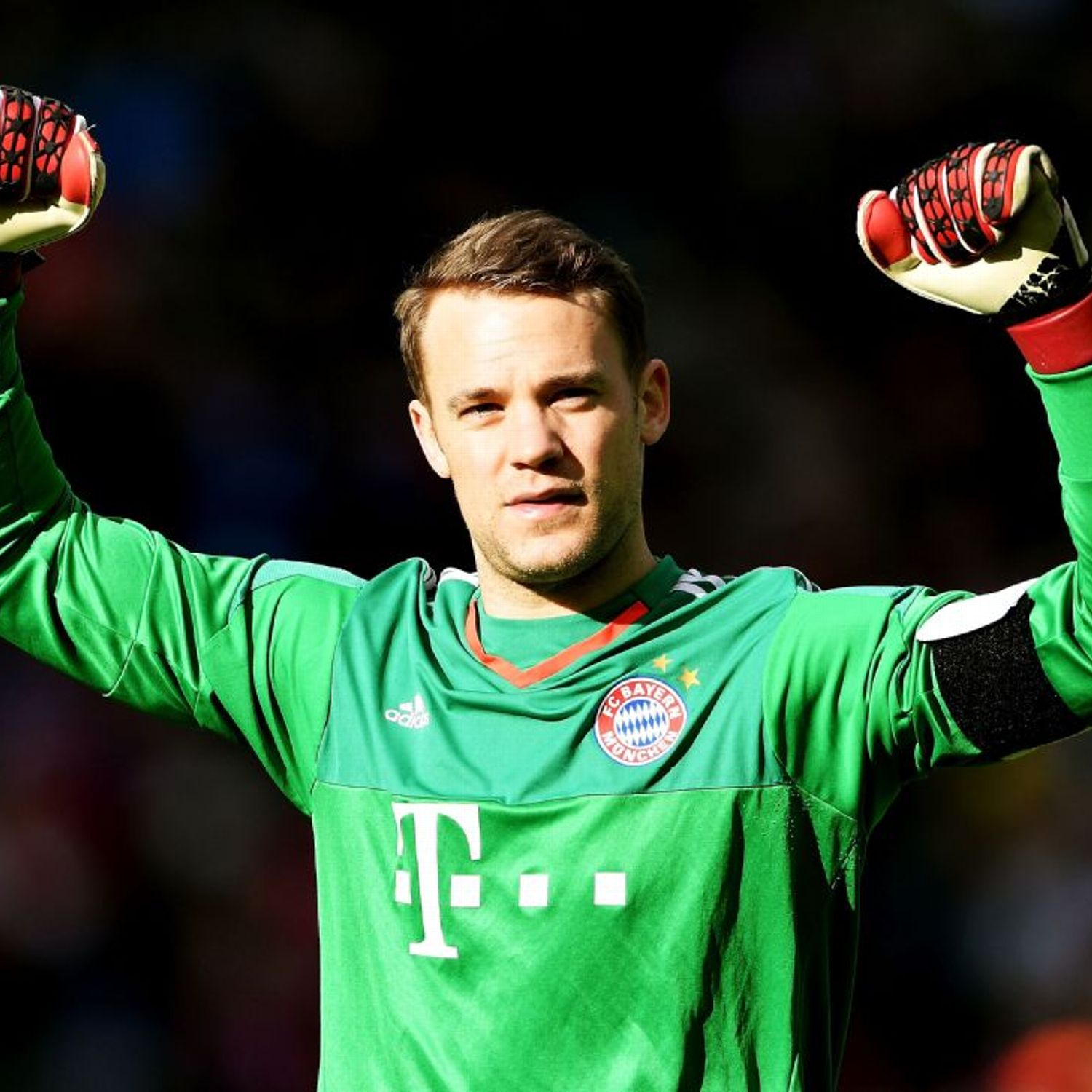 bayern keeper manuel neuer bundesliga race may boost champions league hopes espn fc. Black Bedroom Furniture Sets. Home Design Ideas