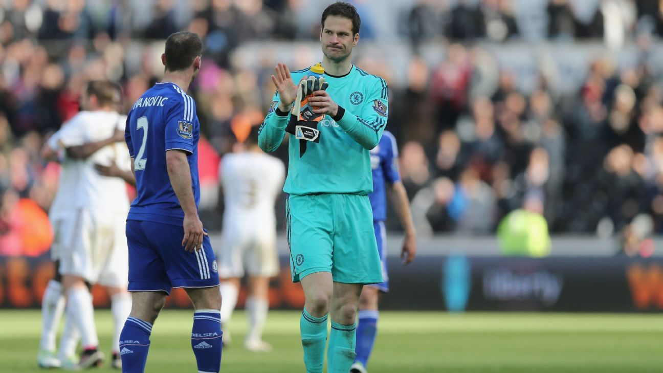 Asmir Begovic post Swansea game