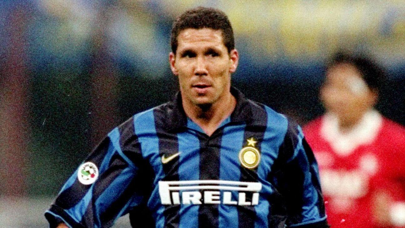Atletico Madrid's Diego Simeone wants Inter Milan return