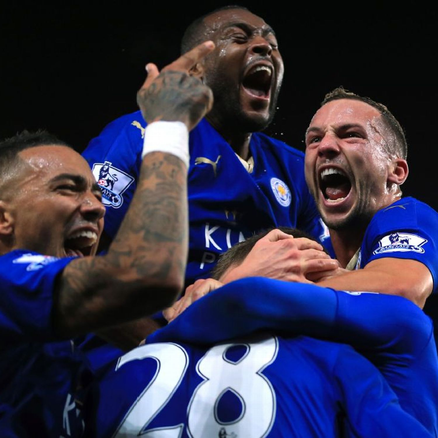 Leicester City Win Premier League Title After Spurs Fail