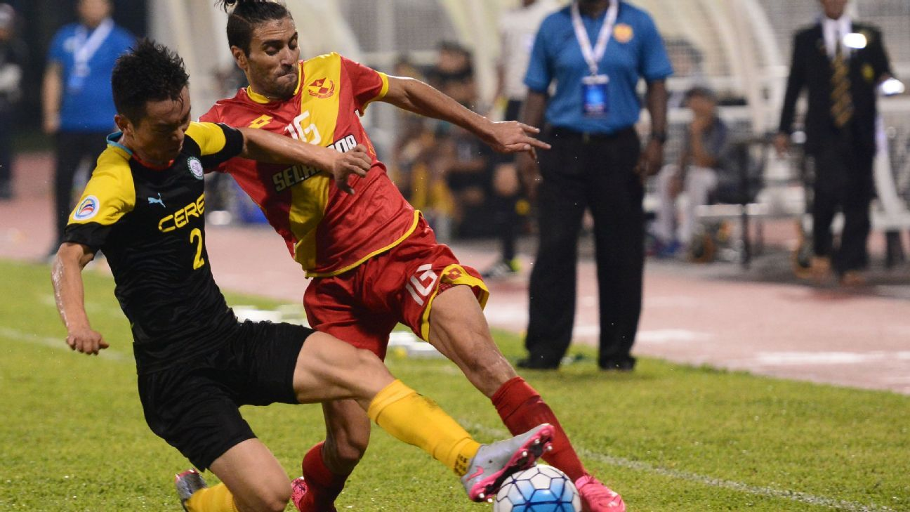 Ceres vs. Selangor