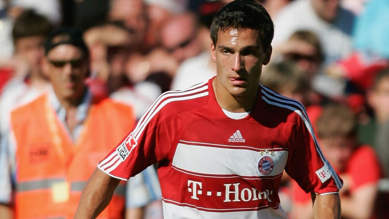 Mats Hummels with Bayern