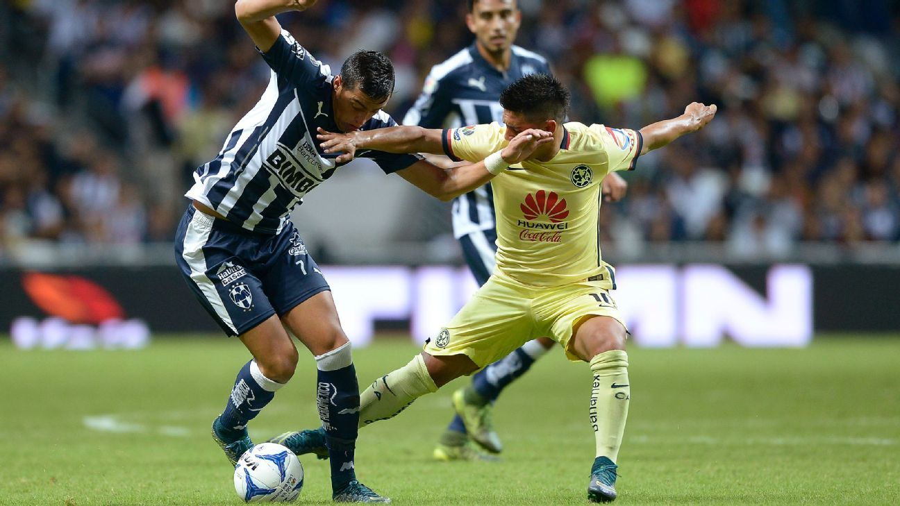 America v Monterrey clash Tigres Liguilla hopes highlight ...