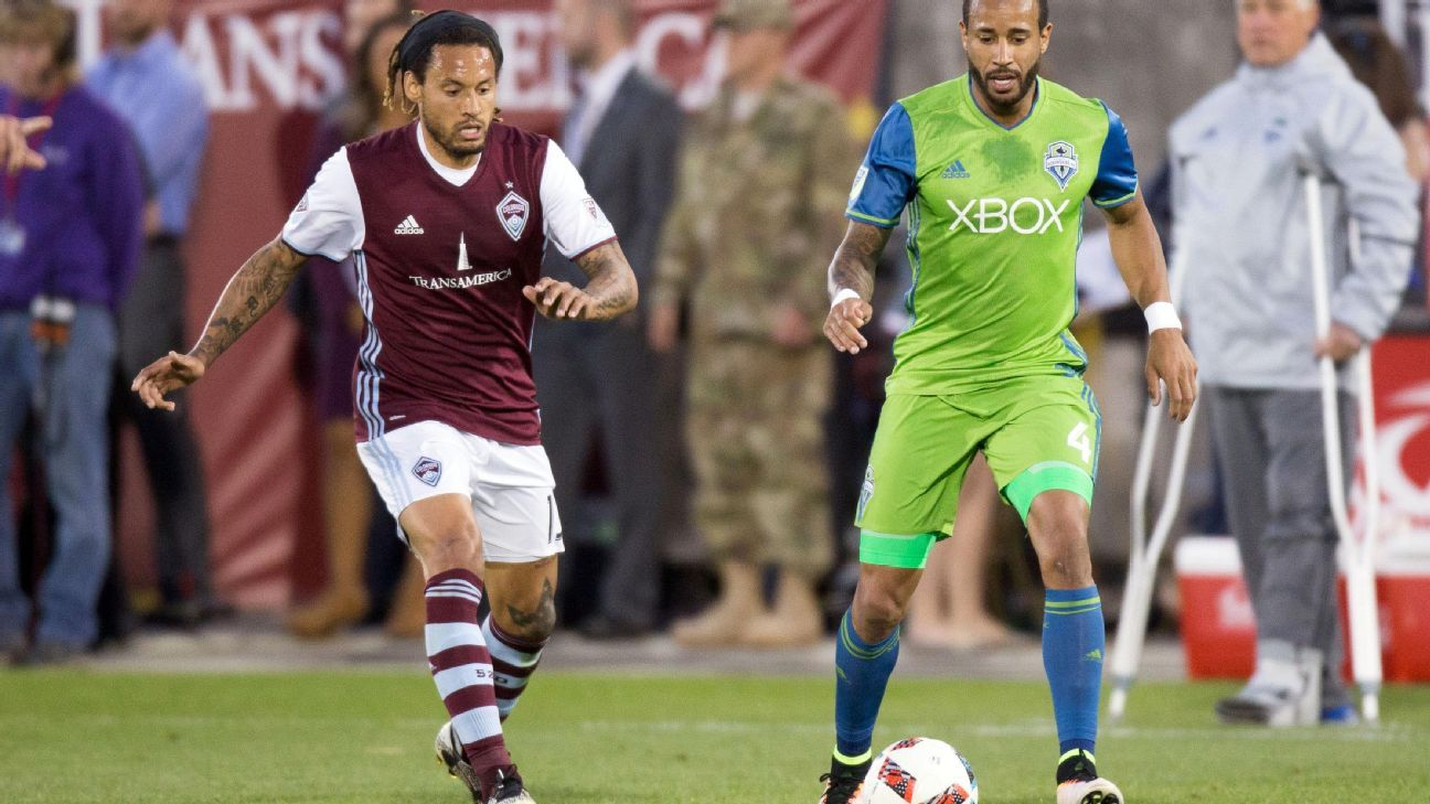 Jermaine Jones vs Sounders