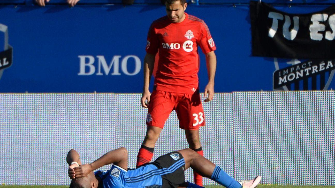 Toronto FC defense