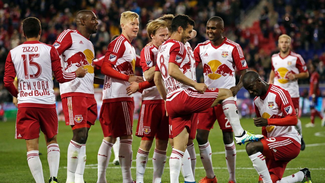 Red Bulls Celeb vs FC Dallas 160429