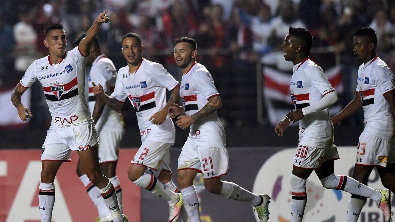 Sao Paulo celeb vs Toluca 160429